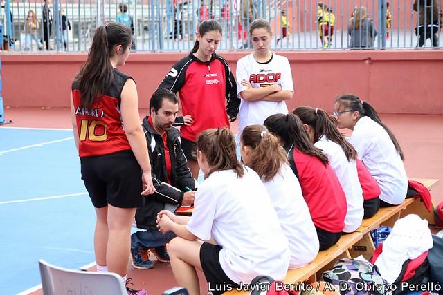 2015_11_21 Obispo Perelló - Movistar Estudiantes ´B´