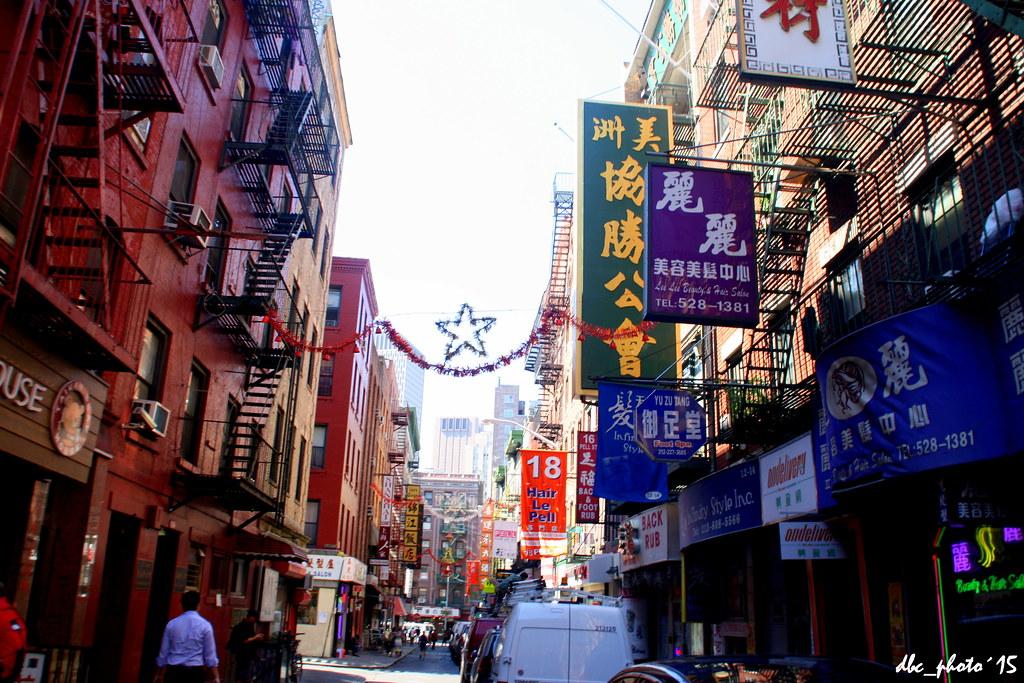 Caótica China Town