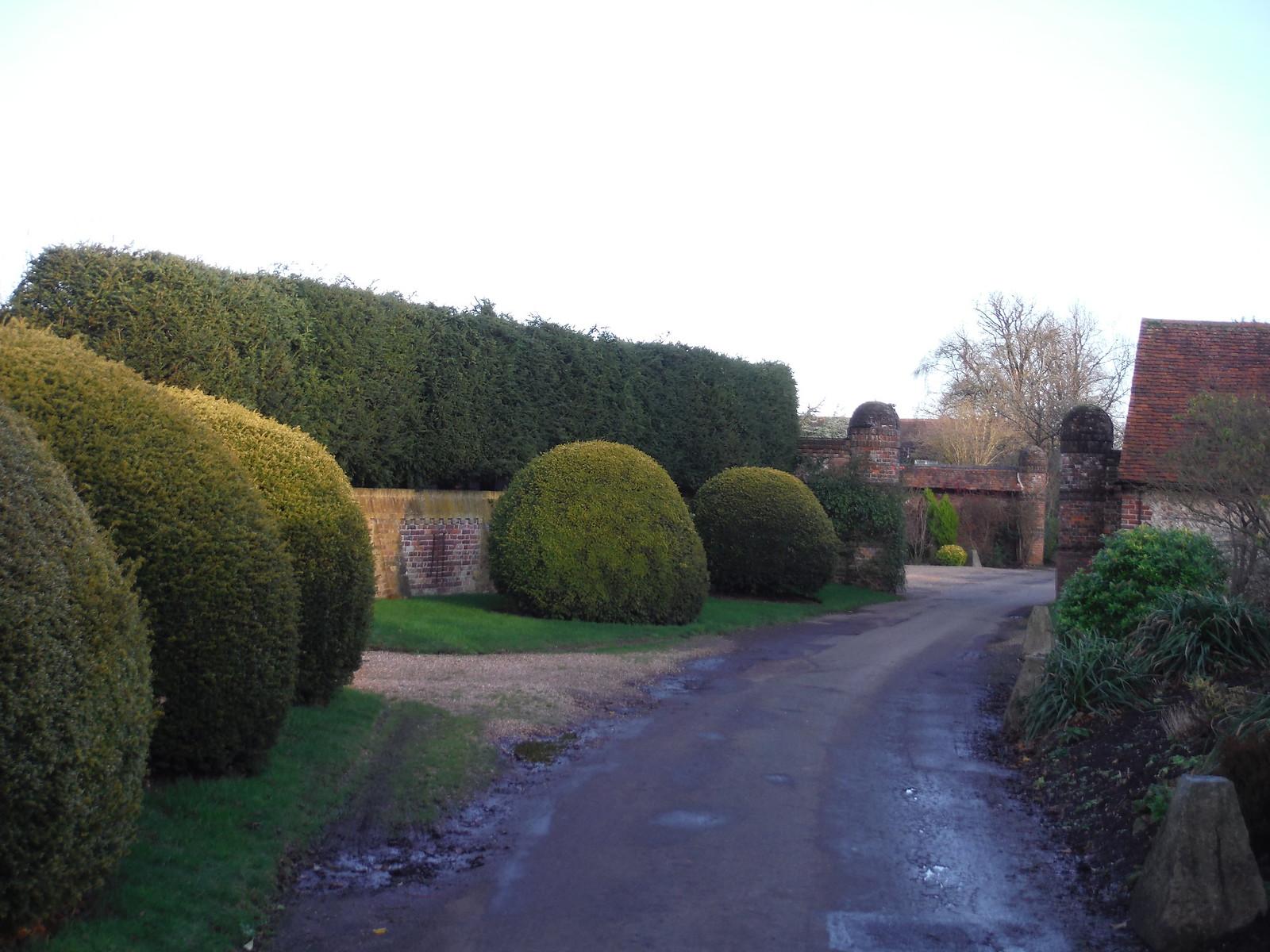 Little Pednor Farm SWC Walk 140a Wendover to Great Missenden