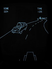 Vectrex Speed Freak