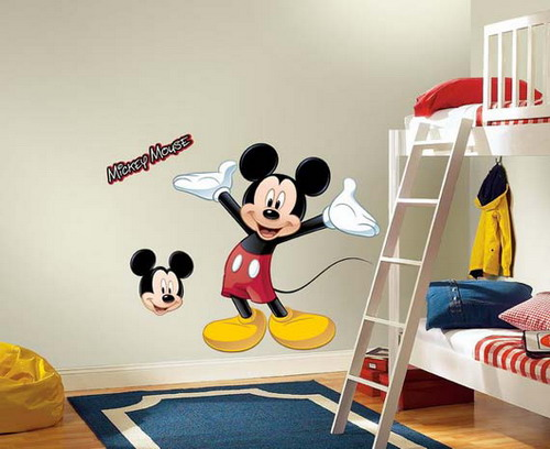 Choosing the Perfect Bedroom Wall Stickers for the Whole Family