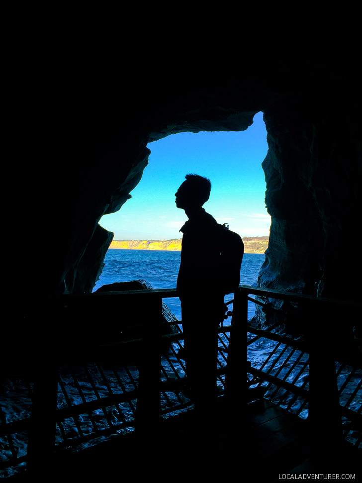 The Sunny Jim Cave La Jolla - San Diego Hidden Attractions.