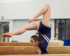Penn State Women Gymnastic mock meet