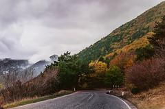 Parco Nazionale d'Abruzzo - Strade