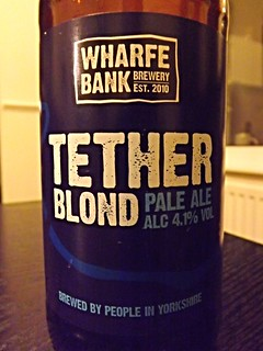Wharfe Bank, Tether Blond, England