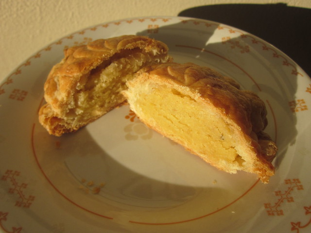 Daring Bakers December: Gateau Pithivier