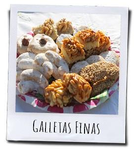 Recepten van overheerlijke Spaanse koekjes die men hier nuttigt tijdens de eindejaarsfeesten
