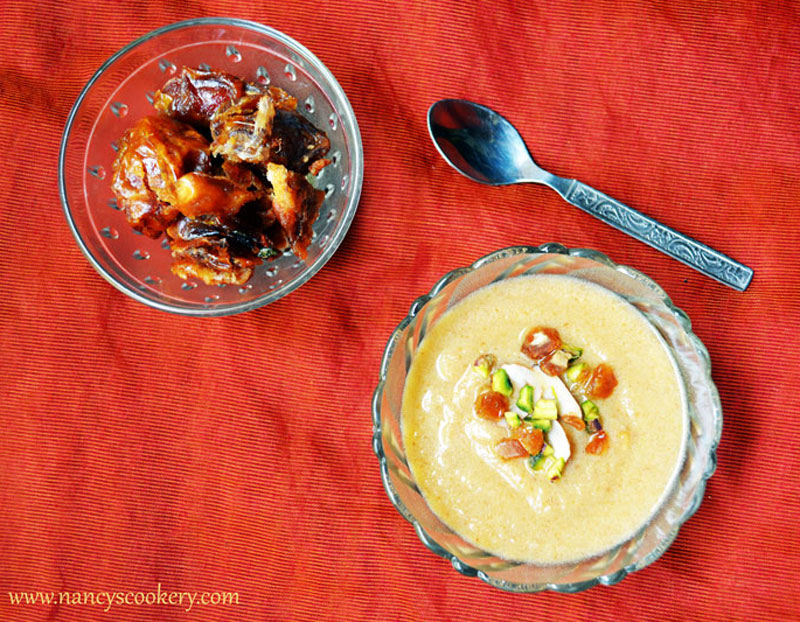 Dates Payasam Recipe - Step11