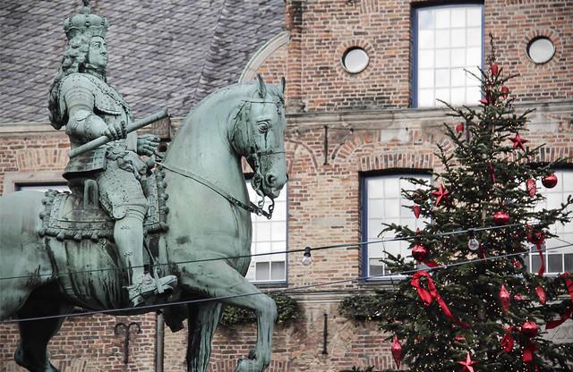 Düsseldorf Christmas Market