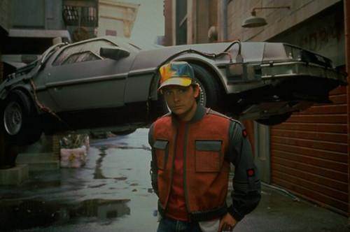 Back to the Future - Part II - screenshot 4