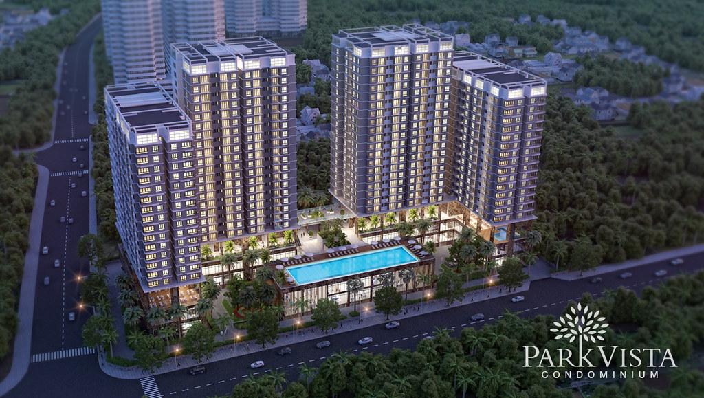 Dự án Park Vista, hấp dẫn nhất khu Nam Sài Gòn