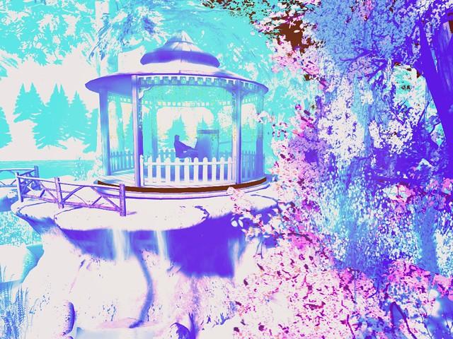 Oceana Ballroom and Winter  Wonderland -  Operatic Winter Pagoda