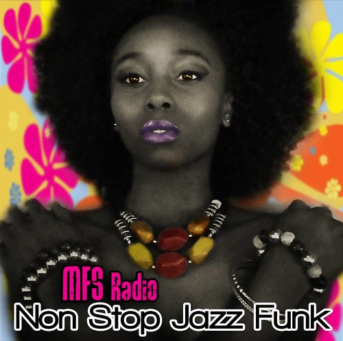 NON STOP JAZZ FUNK MASTER COVER
