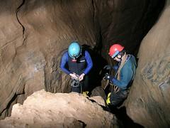 Swildon's Hole (25-Nov-06) Image