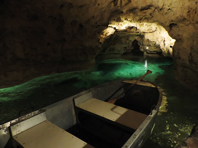 Cave Lake of Tapolca, Hungary