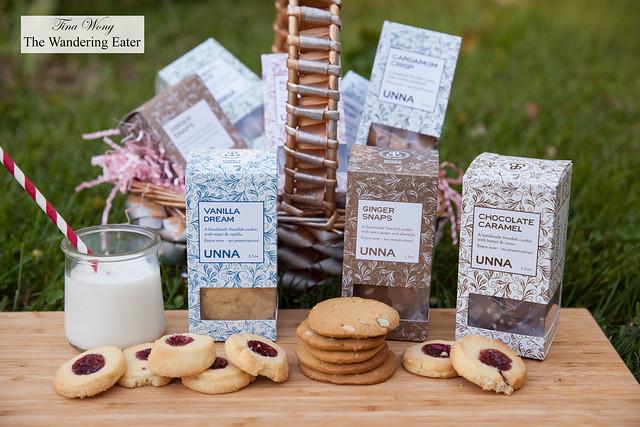 UNNA Swedish style cookies