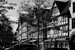 German Half-timbered Houses