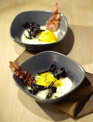 Eggs & mushrooms