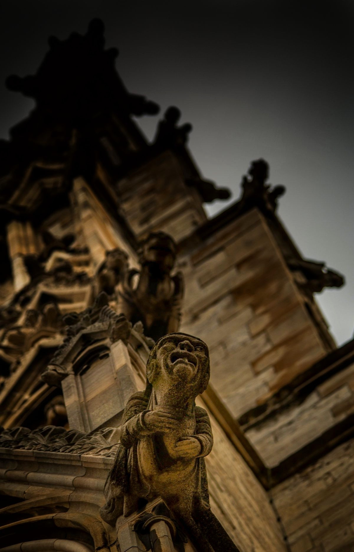 York Minster Sculptures. Digital-Designs
