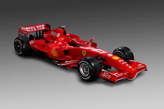 Ferrari F2007 Formula One (F1)
