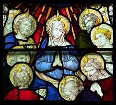 Pentecost (Clayton & Bell)