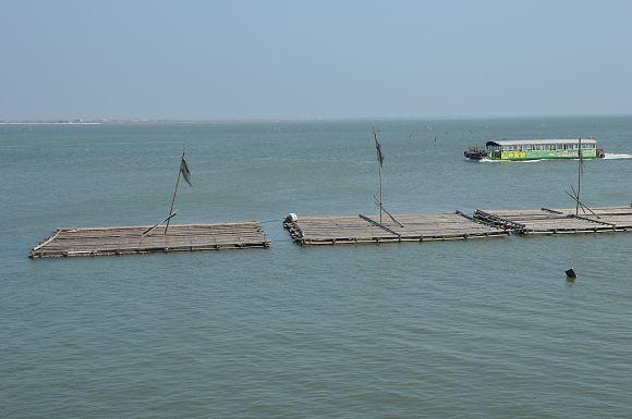 東石漁人碼頭30