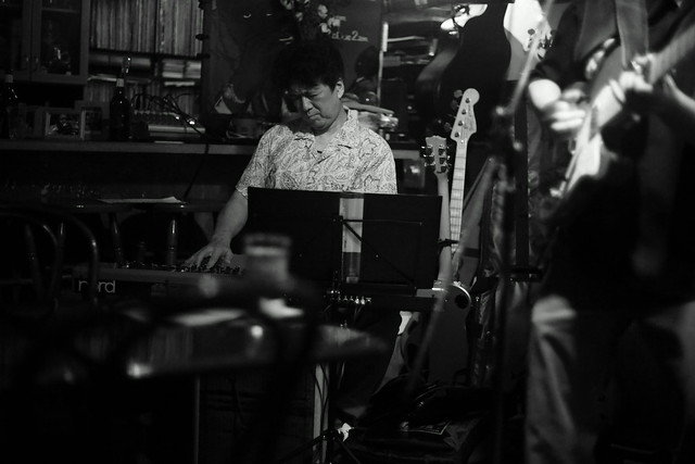 Blues live at Bright Brown, Tokyo, 16 Aug 2015. 169