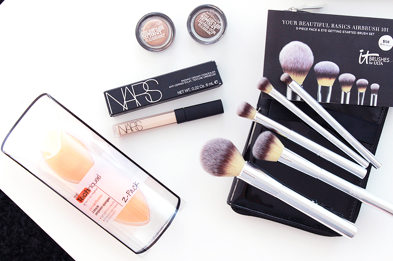 New York Haul: Real Techniques, NARS, It Brushes For Ulta, Maybelline