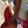 one of Weller's Rickenbacker guitars by Leo Reynolds