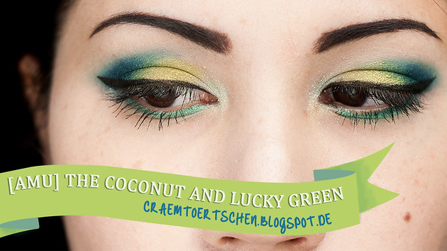 [AMU] The Coconut and Lucky Green Header