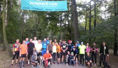 Starobělské Lurdy: Na 3. tréninku 34 běžců. Přidejte se k nám!