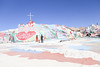 Salvation Mountain by ditakespictures