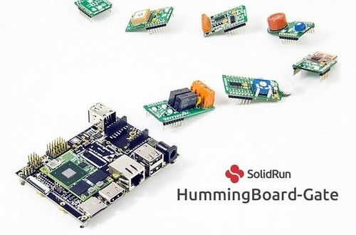 HummingBoard Gate