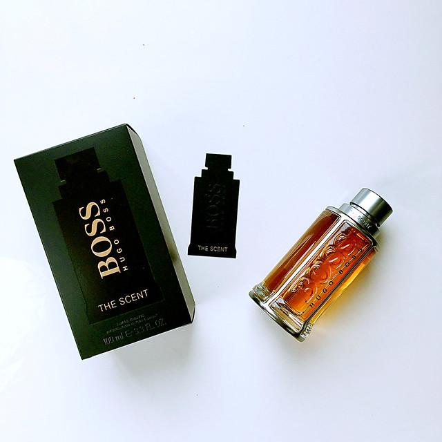 Hugo boss the scent & boss woman runway edition
