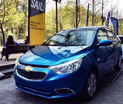 Chevrolet Sail 2016 - Santiago, Chile
