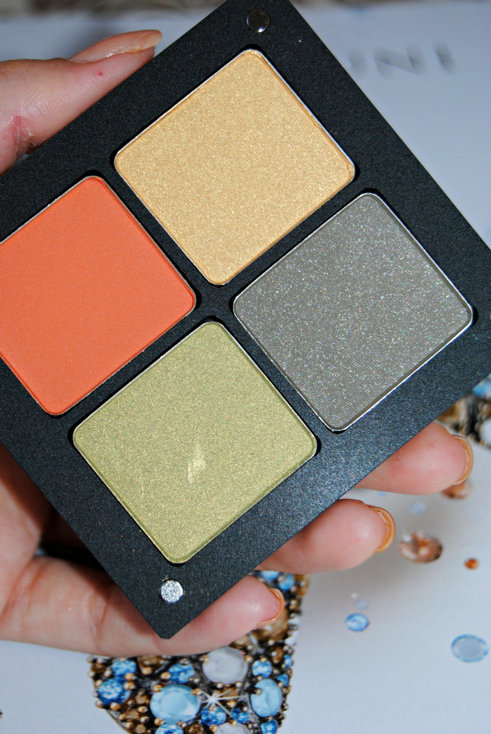Inglot Eyeshadows Freedom system (04)