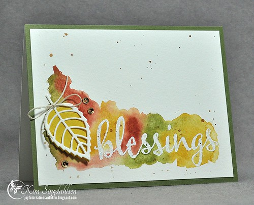 WCMD Watercolor Blessings
