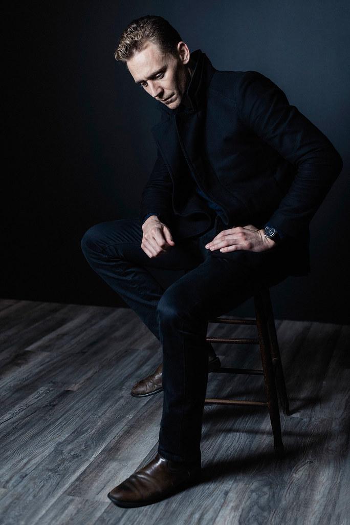 Том Хиддлстон — Фотосессия для «I Saw the Light» на «TIFF» 2015 – 16