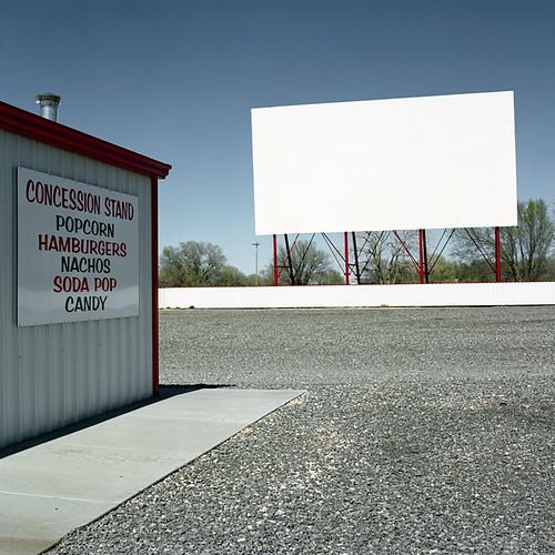 El-Co Drive-In Theater, Shattuck, OK 73858