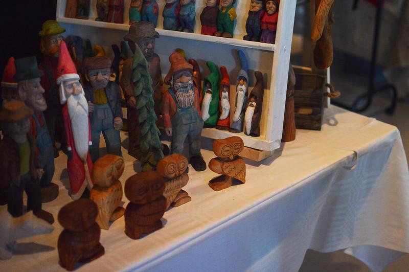 14/11 Kerstmarkt/Franse ambassade
