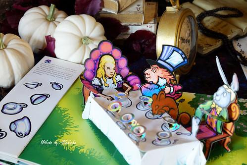 ハロウィン装飾 「Halloween in Wonderland」