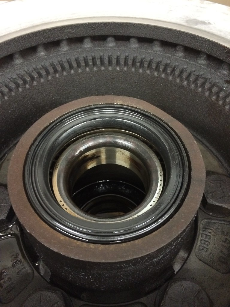 front axle seal w20 instructions - iRV2 Forums