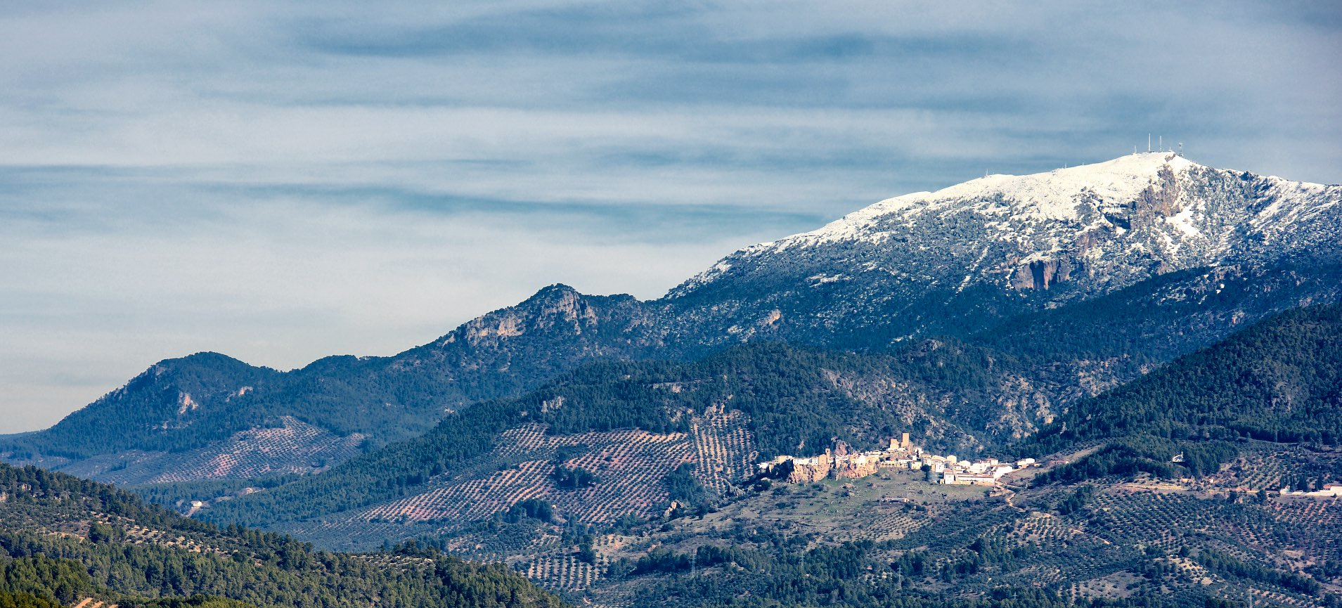 Great Cycling Climbs of Andalucia - El Yelmo - The Great Helm