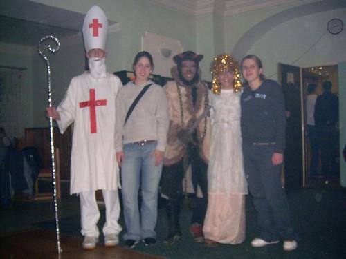 2004 - Mikulášská zábava