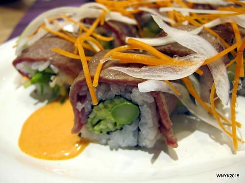 Fumi Beef Tataki
