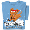 Dachshund shirt | Dachshund through the Snow