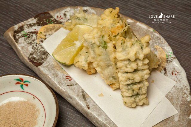 【台中美食餐廳推薦】台中精緻日本料理~超日本手工烏龍麵!暖冬聖誕大餐就決定是你了