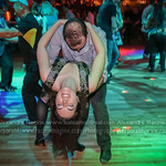 Salsa dance Gala Strazzero Montreal girls and boys and music