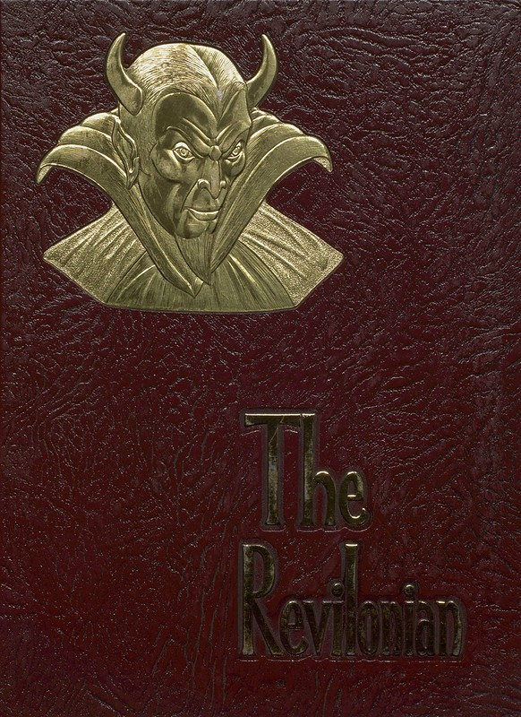 1989 Russell High School Yearbook