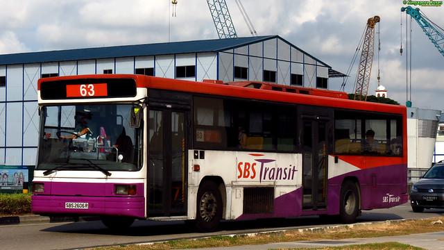 SBS2606R on 63
